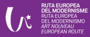 Ruta Europea del Modernisme