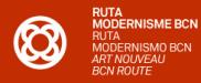 Ruta Modernisme BCN
