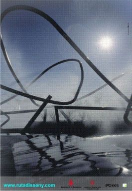 Affiche Parc Diagonal Mar